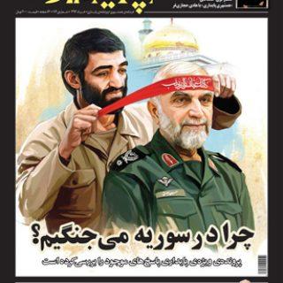 جلد نشریه همشهری پایداری خردنامه
